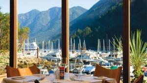 West coast cuisine, west vancouver
