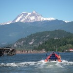 Squamish boat tours