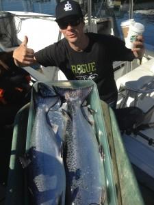 Fishing Vancouver