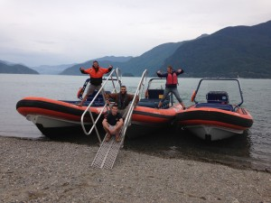 guided marine tour vancouver