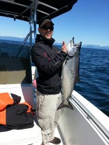 Salmon Fishing Vancouver