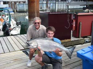 Vancouver Fishing