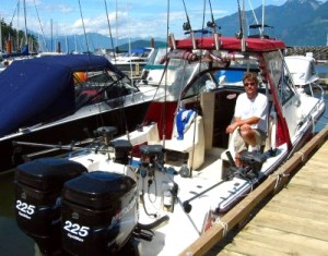 guided salmon fishing vancouver