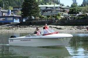 Vancouver boat rentals